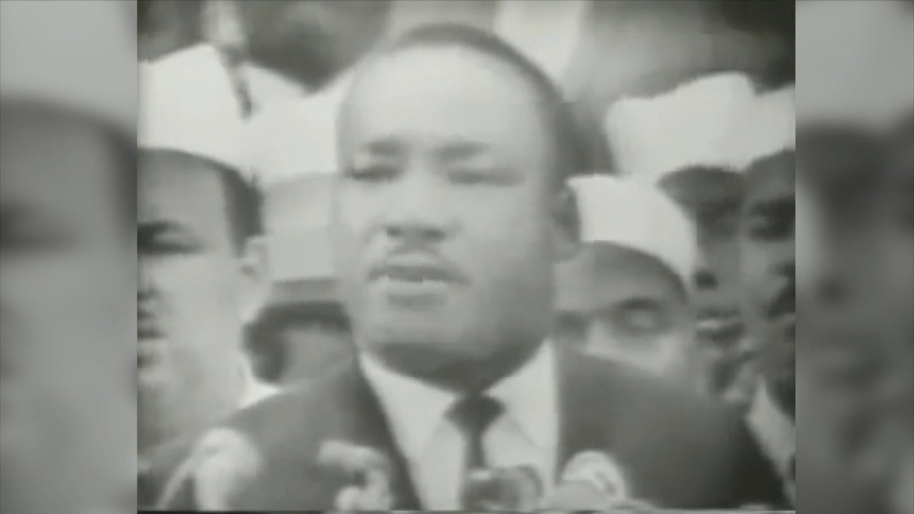 counterclaim for mlk speech A summary of birmingham in 's martin luther king, jr learn exactly what happened in this chapter, scene, or section of martin luther king, jr and what it means.