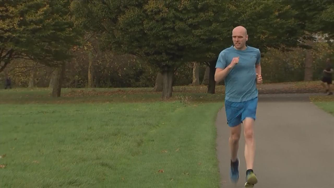 Blind Man To Run Nyc Marathon Without Assistance Using App
