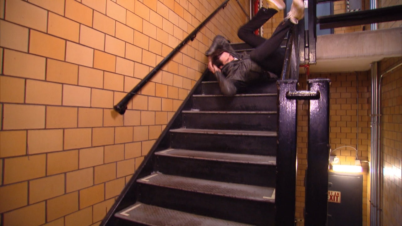 Hollywood Stuntman Shares the Best Way to Fall Down the ...