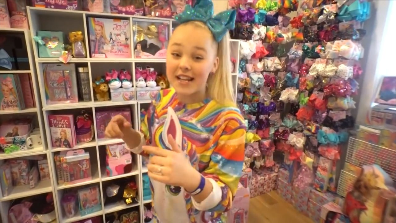 Dance Moms Star Jojo Siwa Flies 8 Year Old Showstopper