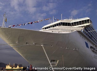 Monster Wave Cripples Cruise Ship Inside Edition