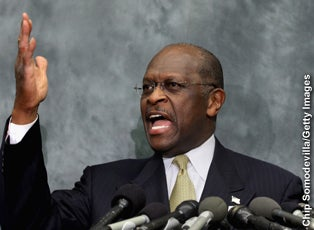 Another Woman Accuses Herman Cain of Sexual Harassment ...
