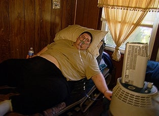 600 Pound Man Is Evicted From His Home Inside Edition