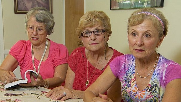 the golden sisters are getting their own tv show inside edition