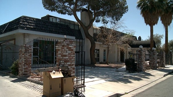 Liberace U0026 39 S Las Vegas Mansion In Foreclosure