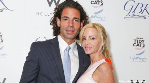 Camille Grammer Claims Boyfriend Beat Her Up Inside Edition