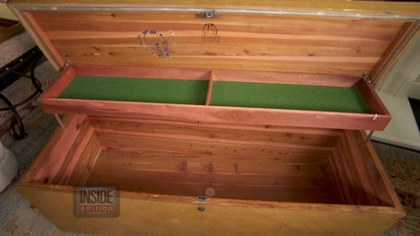 Popular Do You Have A Deadly Hope Chest In Your Home? | Inside Edition XF03
