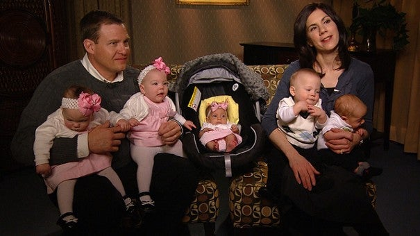 Couple Has Surprise Baby Boom Inside Edition
