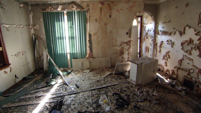 Are Vacant Houses The New Dumping Grounds For Serial