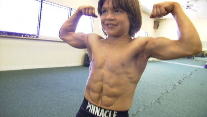 Kid Bodybuilder 'Little Hercules' is All Grown Up and