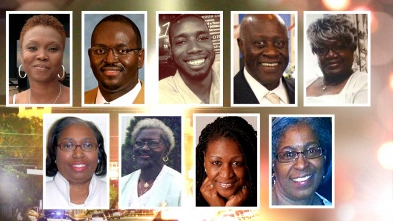 Charleston Shooting Victim S Son I Forgive Dylann Roof