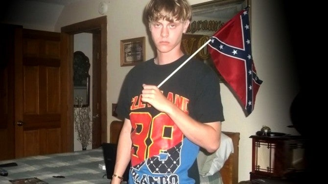 Is Dylann Roof Obsessed With Heil Hitler Number 88
