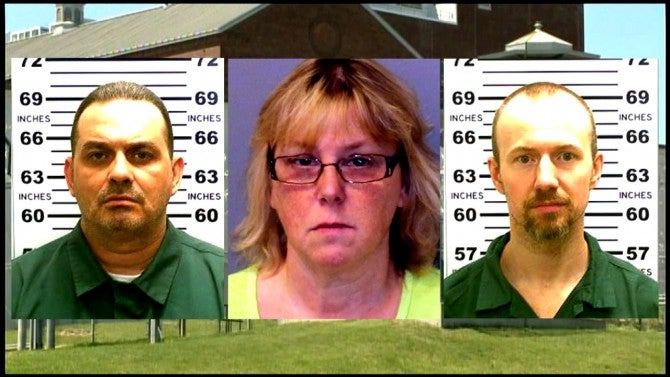 Joyce Mitchell Allegedly Had Sex With Prison Escapee David
