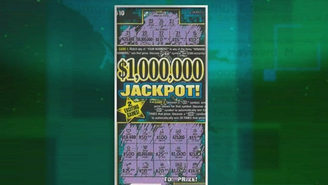 Bartender Buys Lottery Ticket With $20 He Found on the