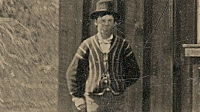 Billy The Kid Photo Bought From Junk Shop For 2 Could Be