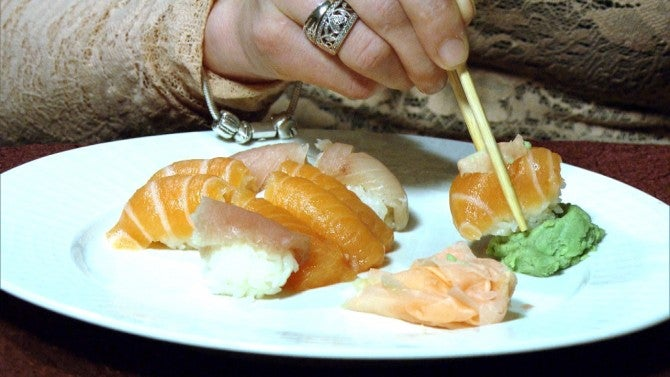 Instead Of White Tuna Some Sushi Restaurants Secretly Serve Fish That May Cause Sickness Inside Edition