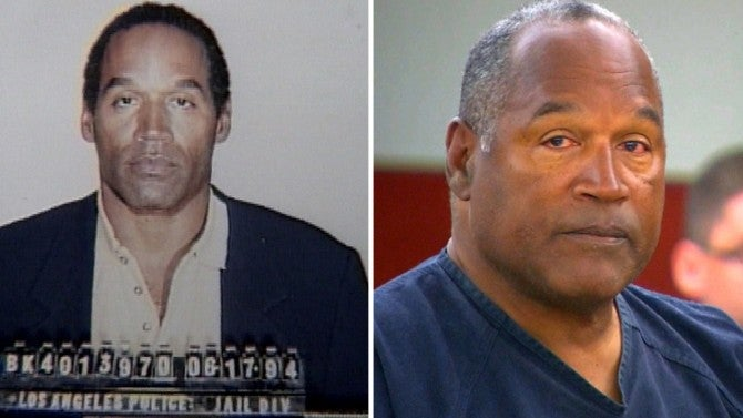 O.J. Simpson's Trial: Where Are They Now? | Inside Edition Oj Simpson Not Guilty 1995