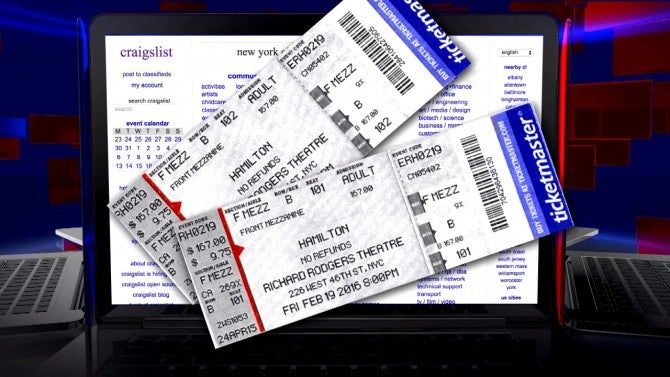 Meet The Scammers Dealing Bogus Tickets To U0027Hamilton,u0027 Billy Joel And Amy  Schumer | Inside Edition