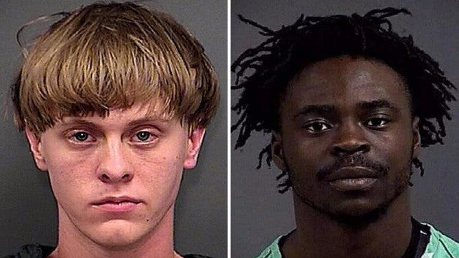 Accused Church Shooter Dylann Roof Attacked By Fellow