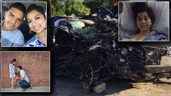 Mom Who Lost Unborn Child Husband In Drunk Driving Crash