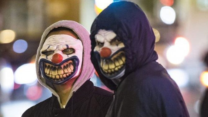 3-Ring Searches: Students Go Hunting for Clowns as Reports of ...