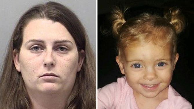 Mom Accused Of Having Sex While Daughter Drowned In Bathtub Charged In Girls Death -8576