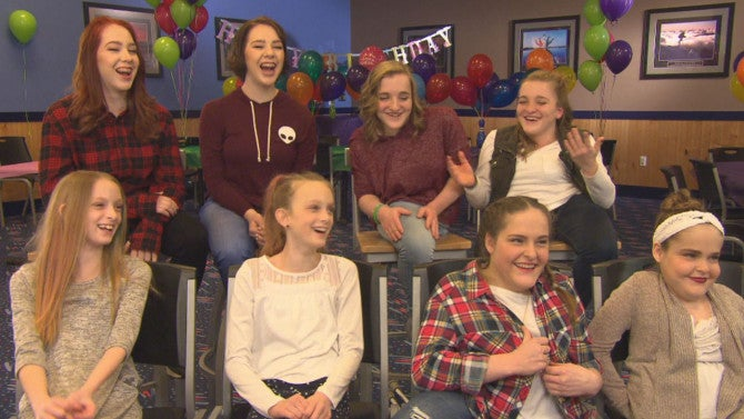 4 Sets Of Formerly Conjoined Twins Gather For Special Get