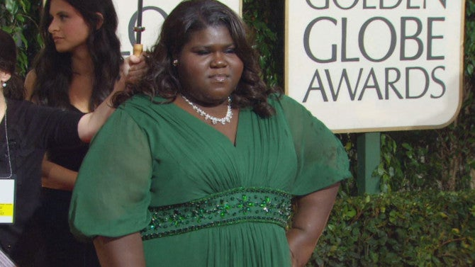 Precious Star Gabourey Sidibe Reveals New Look After Having Weight