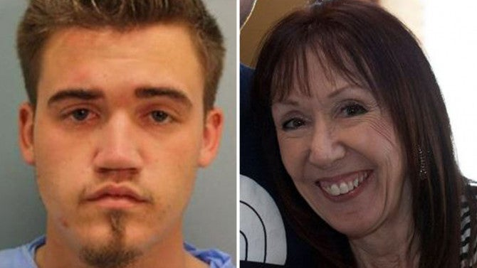 Grandson charged after body of grandma found in minivan