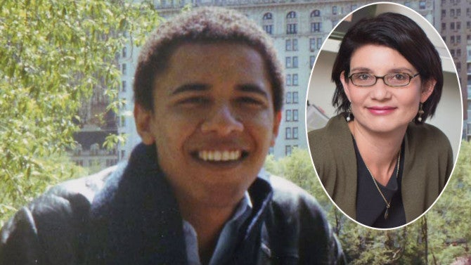 President Obama Twice Proposed To College Girlfriend Before Michelle