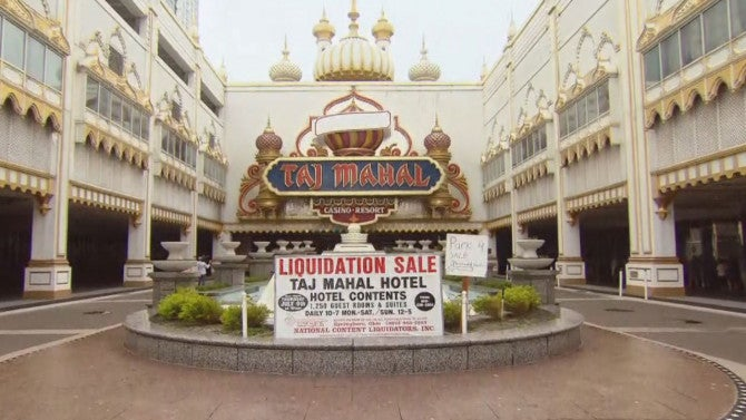 Everything Must Go As Liquidation Sale Kicks Off At