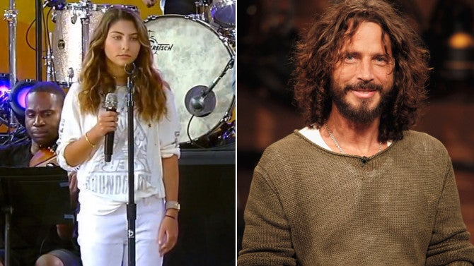 Chris Cornell S Daughter 12 Honors Late Dad And Linkin