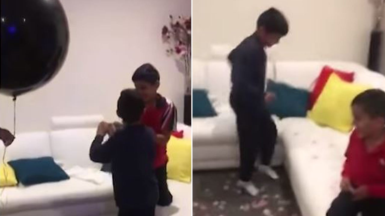 3 Brothers Ecstatic After Gender Reveal Shows They Will Have a Little Sister