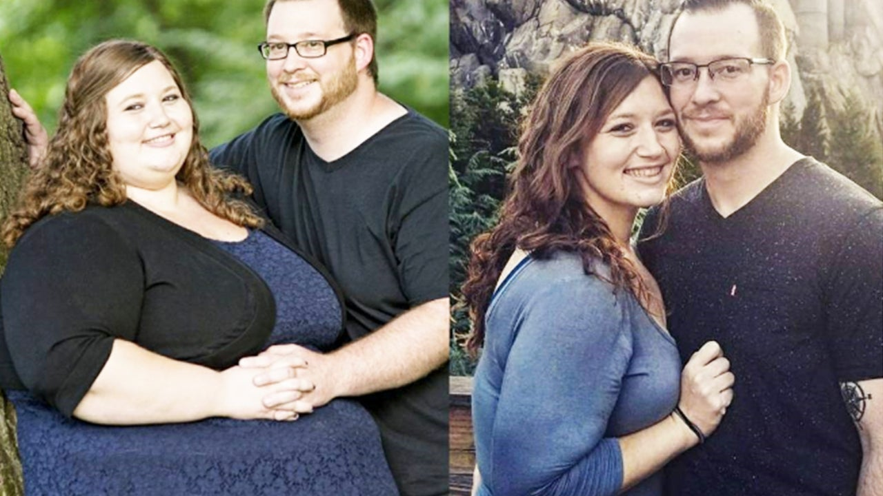 Lexi and Danny Reed have lost more than 400 pounds in the last 4 years.