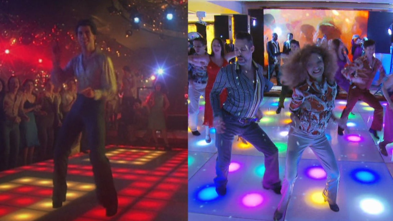Dancers Flock To Disco Made Famous In Saturday Night