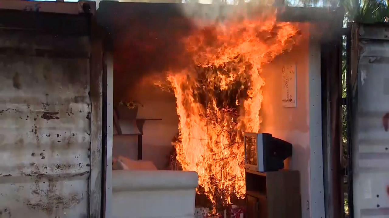 Authorities Release Video Showing The Potential Hazards Of