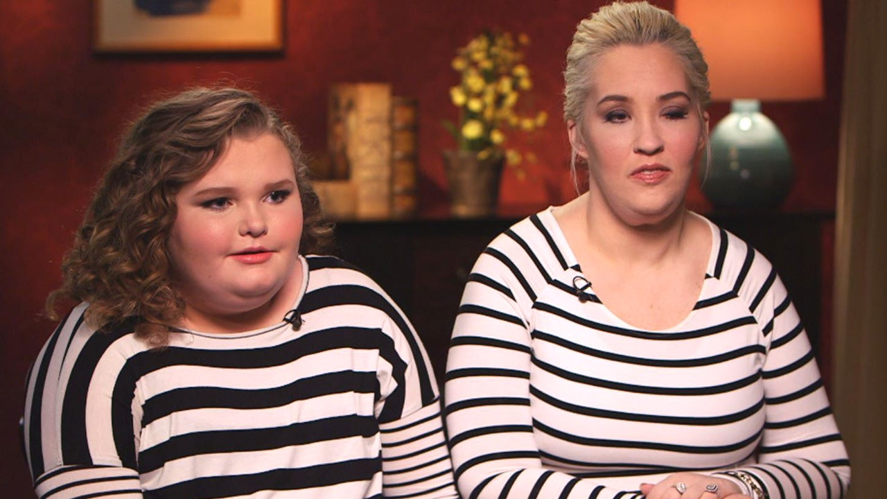 Inspired by Mom's Drastic Weight Loss, Honey Boo Boo Says ...