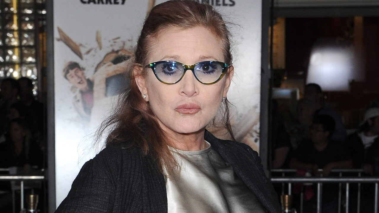 Carrie Fisher Sent Fellow Single Mom Marcia Clark Flowers During O.J. Simpson Trial