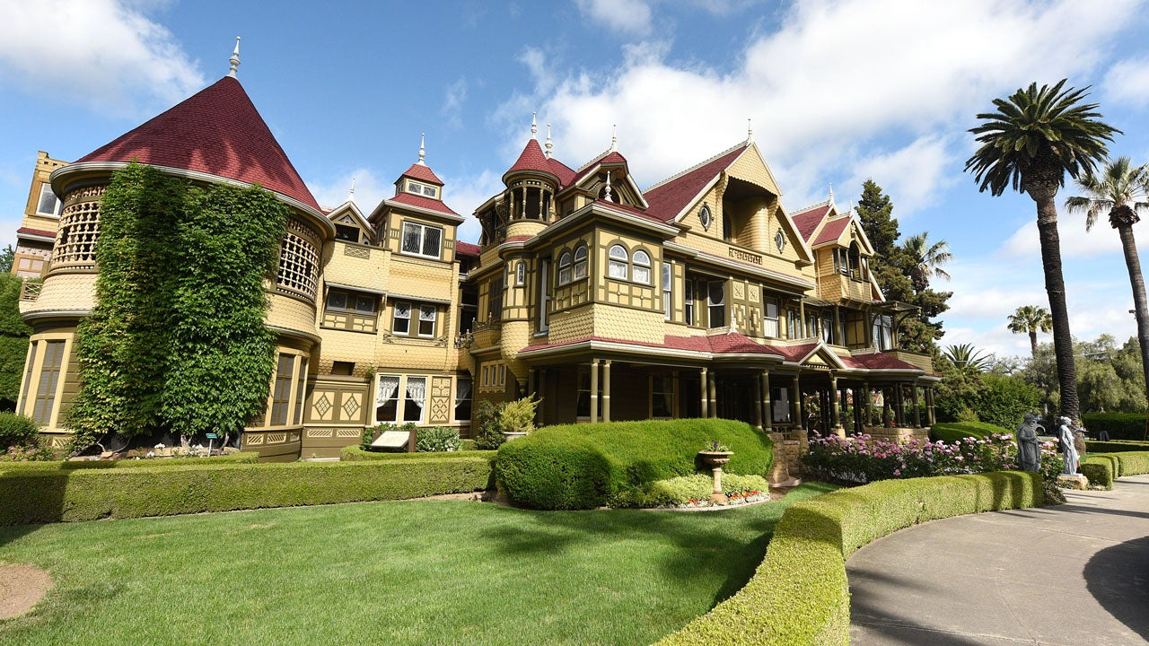 What is the winchester mystery house a look at the home for The look at home