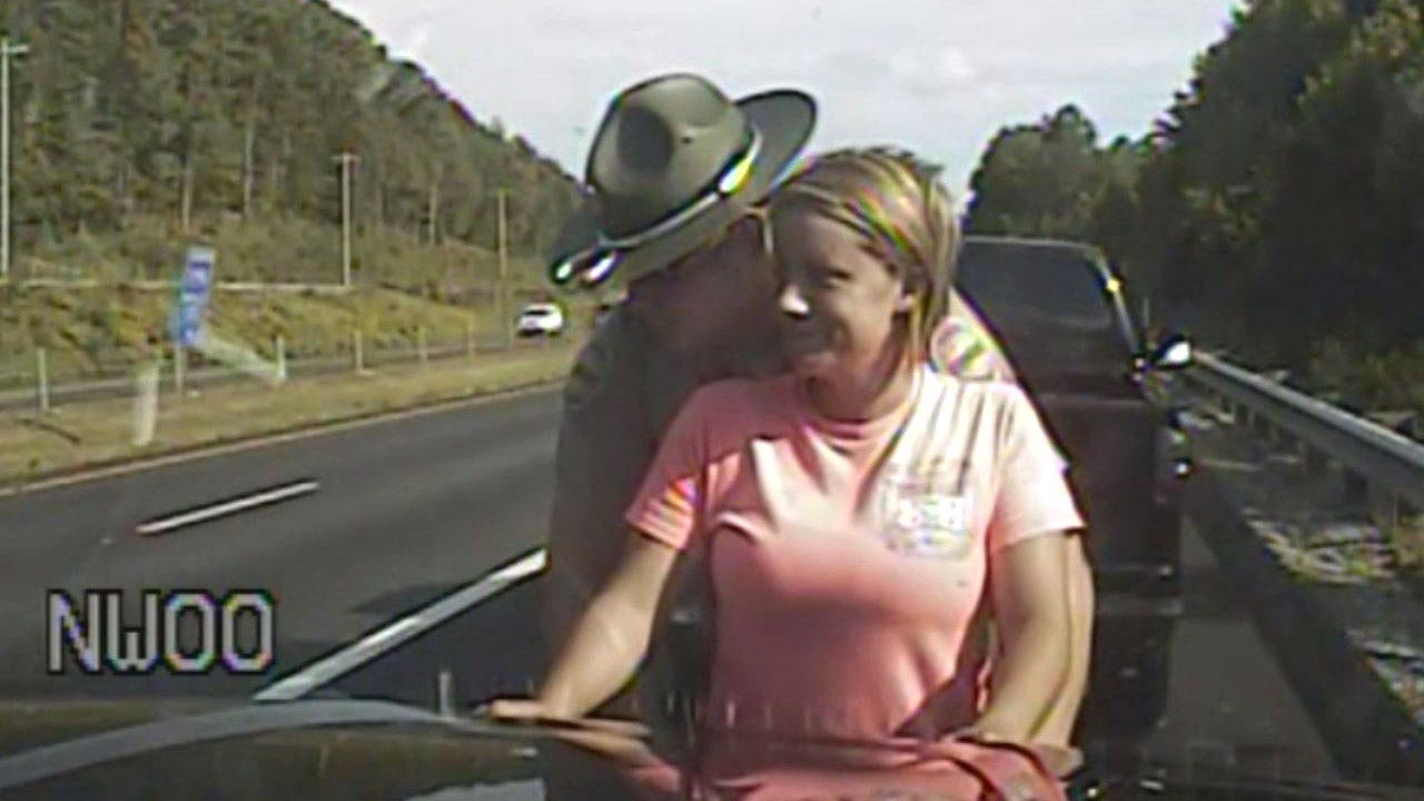 Cop Pulling Stop,  Woman Groped During Traffic Allegedly