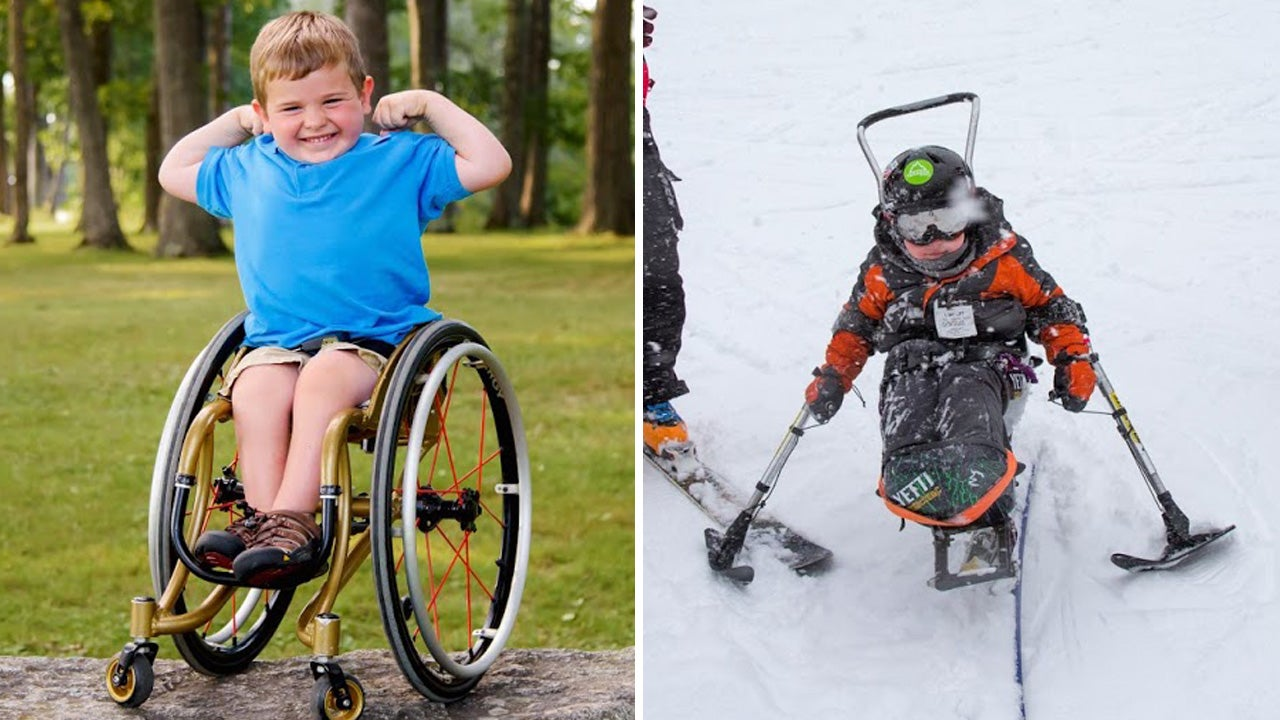 Nothing can stop Kellan Tilton: not inclement weather, not stubborn minds that are hard-pressed to change, and especially not his wheelchair.