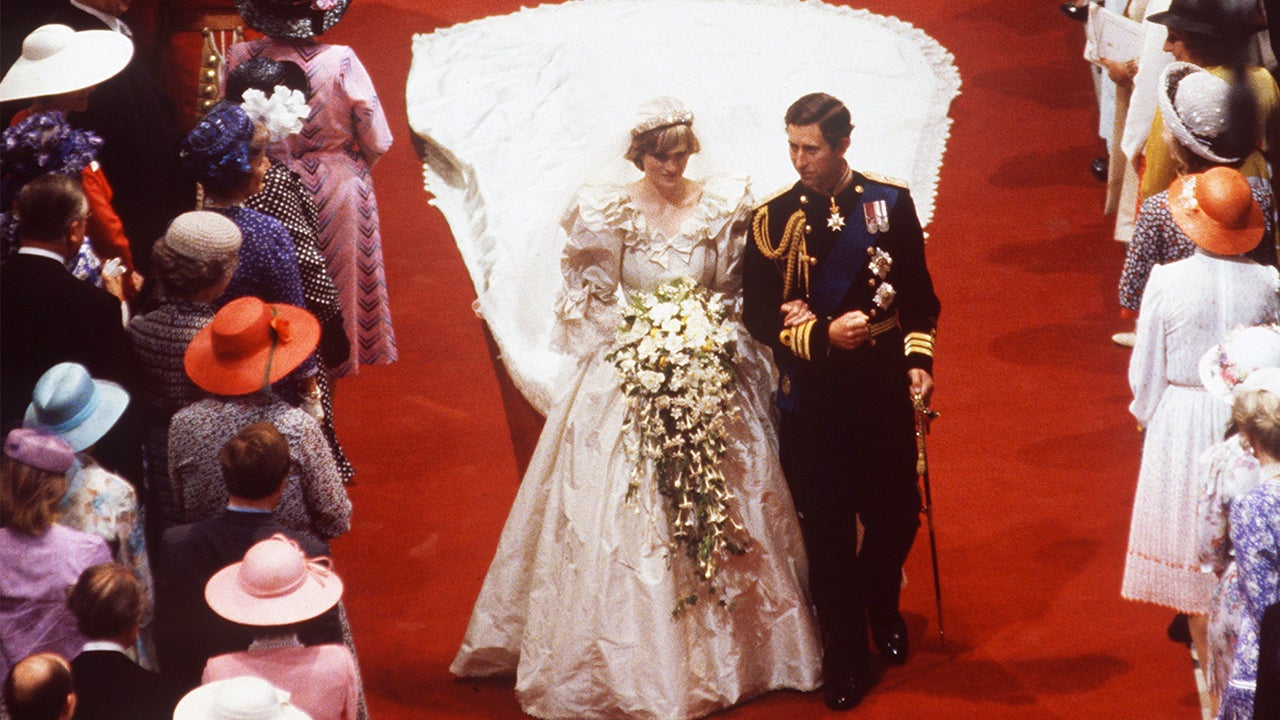 Royal Wedding Gowns Through The Ages: See The Photos