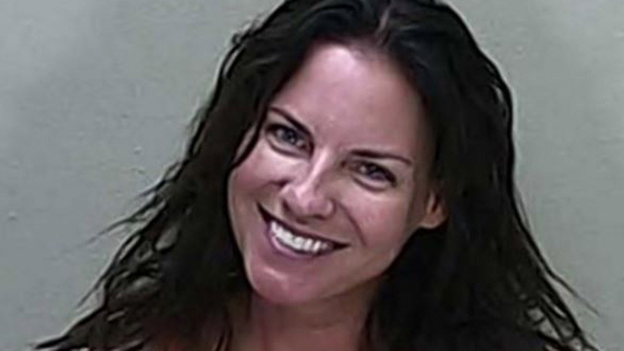 Florida Woman Sports Ear-to-Ear Grin After She's Arrested