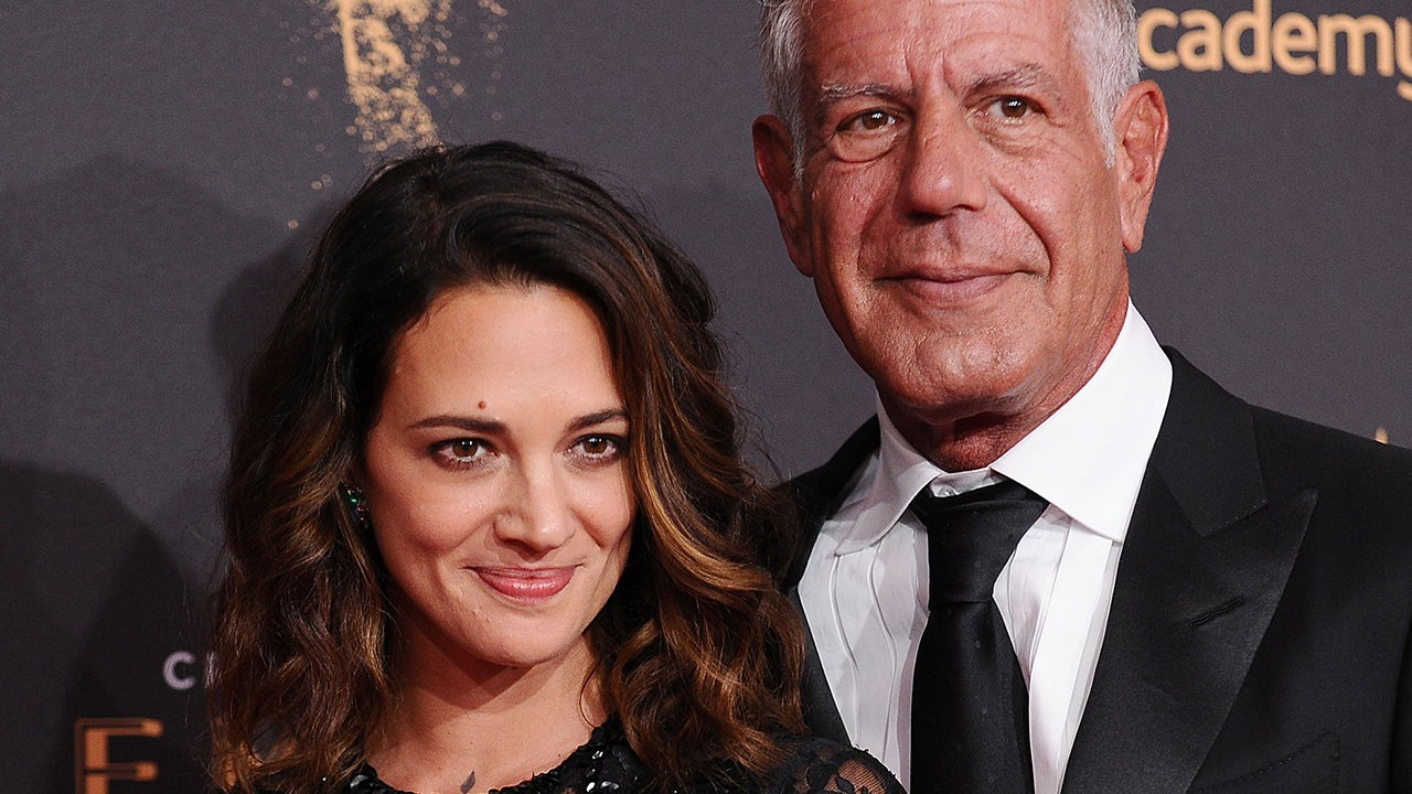 Anthony Bourdain Suicide: Girlfriend, Asia Argento, Speaks Out After Chef's Death