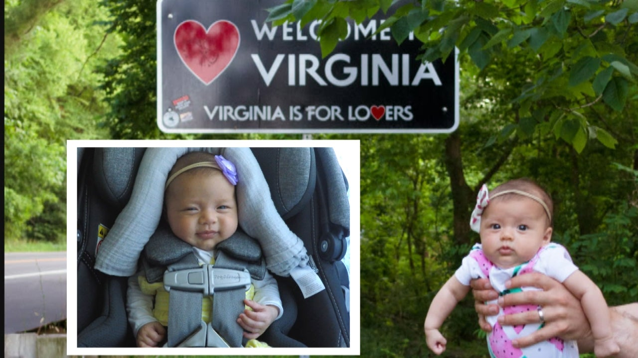 Baby Takes Epic Road Trip With Parents To Visit All 50
