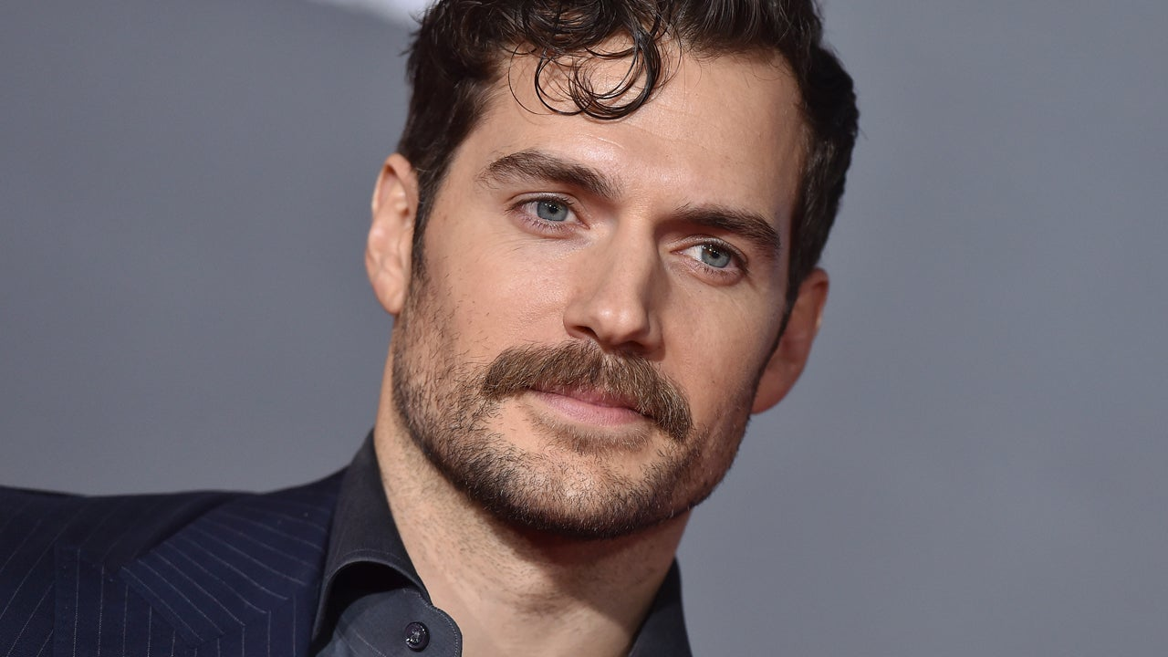 Is henry cavill on any dating websites