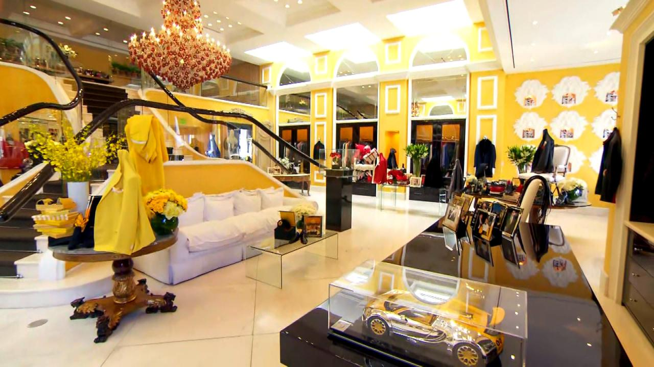 Inside The House Of Bijan The Most Expensive Men S Store