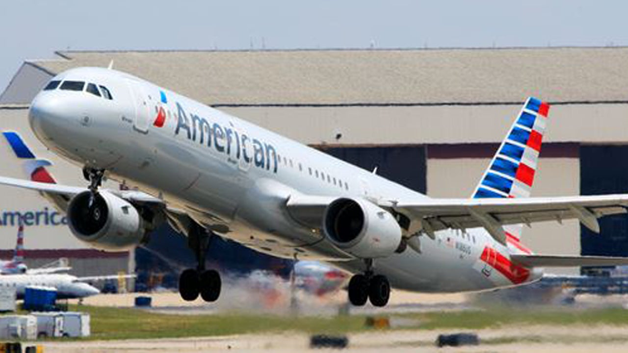 Fetus Found In Bathroom Of American Airlines Jetliner At