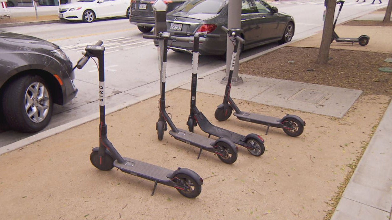 Electric Scooters Being Left Around Are Angering Residents