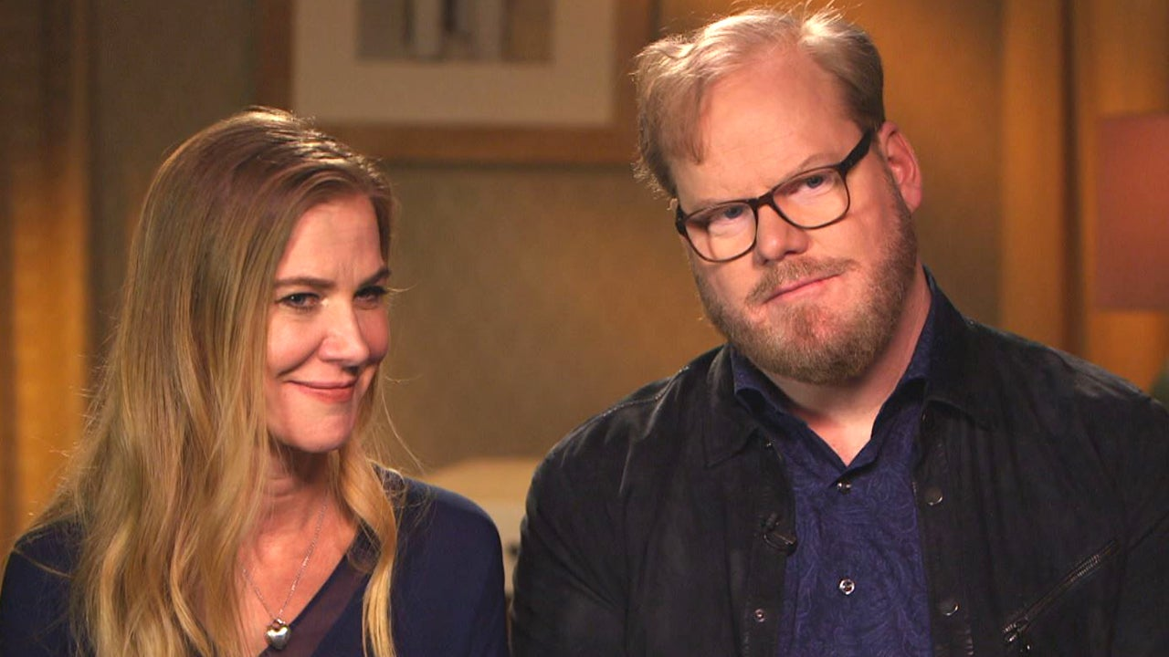 How Jim Gaffigan and Wife Jeannie Found Comfort in Comedy After Her ...